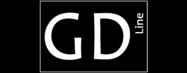 logo gd line