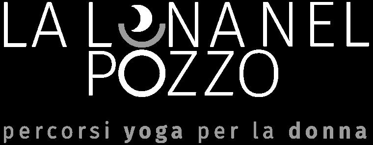 logo la luna nel pozzo yoga per la donna