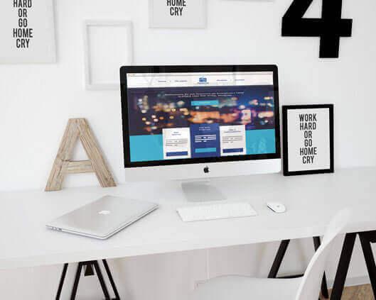 tavolo da lavoro web designer Treviso