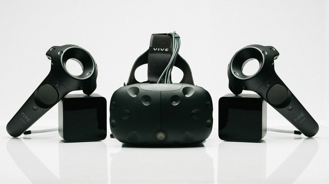 hardware review htc vive