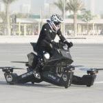 hoverbike moto volante dubai