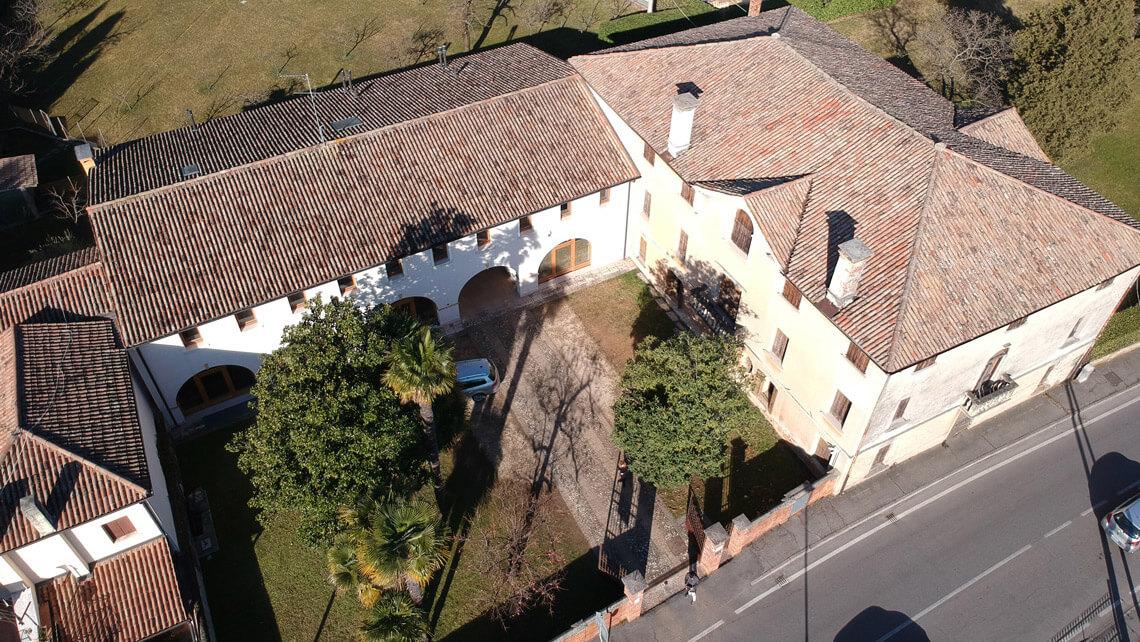 progetto Studio LAB124 - Villa Montebelluna